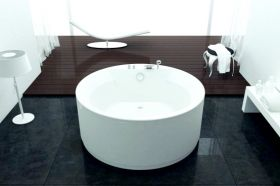 Акриловая ванна Kolpa San Vivo 160 Basis