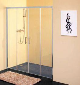 Душевая дверь в нишу Kolpa San Q-line TV/4D 140