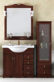Комплект мебели для ванной Opadiris Клио 80