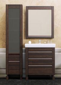 Комплект мебели для ванной Opadiris Лаварро 80