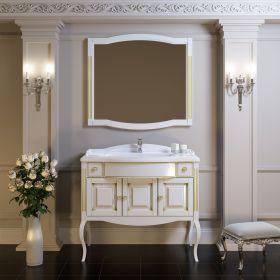 Комплект мебели для ванной Opadiris Лаура 100