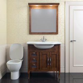 Комплект мебели для ванной Opadiris Мираж 80