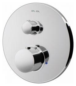 Смеситель для ванны и душа с термостатом AM.PM Like F8085500