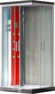 Душевая кабина Liberti Aurora 9902 red (90x70)