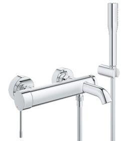 Смеситель для ванны и душа Grohe 33628001 Essence New