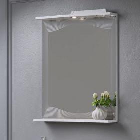 Зеркало с подсветкой Alavann Monaco 60